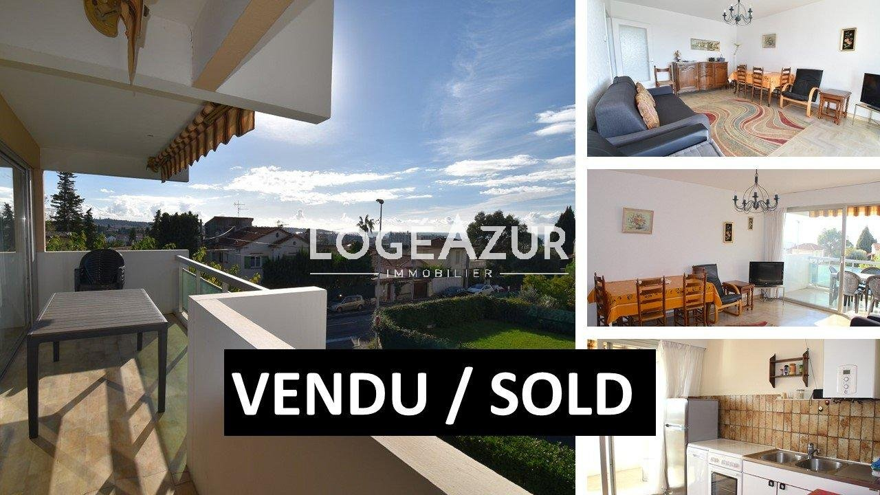 Sale Apartment Antibes Fontmerle