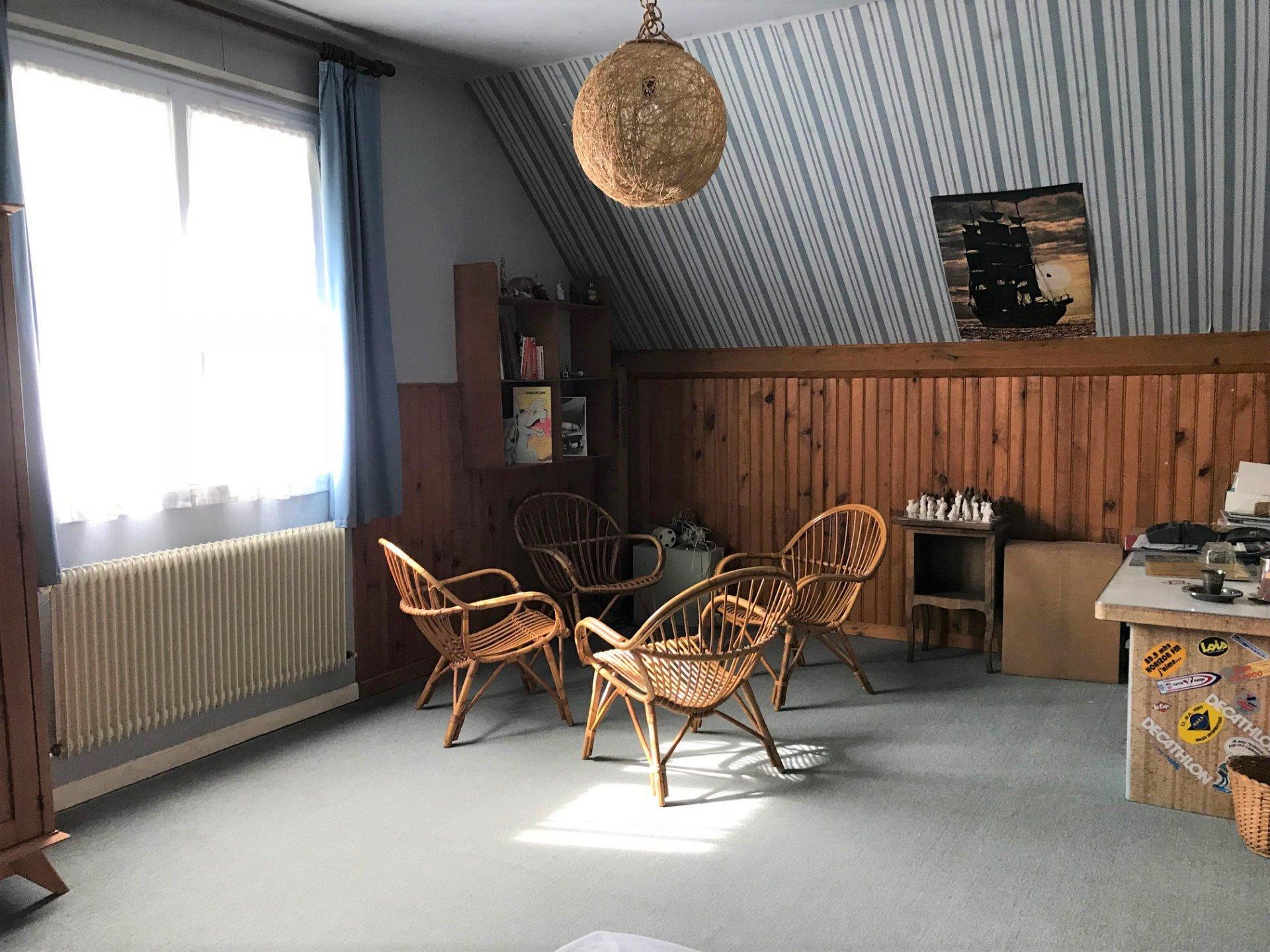 LE HOULME maison individuelle