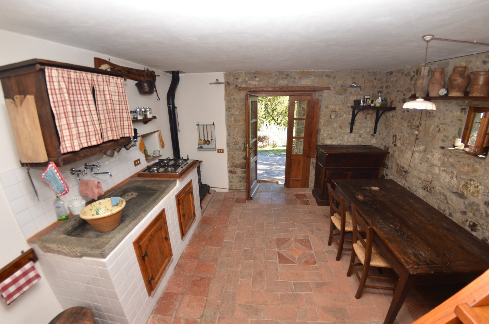 ITALY, TUSCANY, FARMHOUSE, FOR 4 PERSONS, BAGNI DI LUCCA