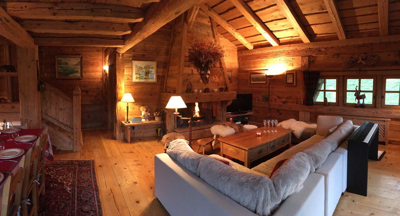 L0174MG Chalet in Megeve