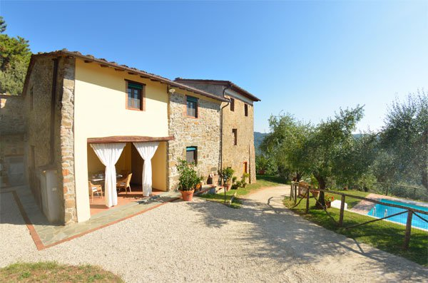 ITALY, TUSCANY, FARMHOUSE WITH POOL, FOR 6 PERSONS, LUCCA