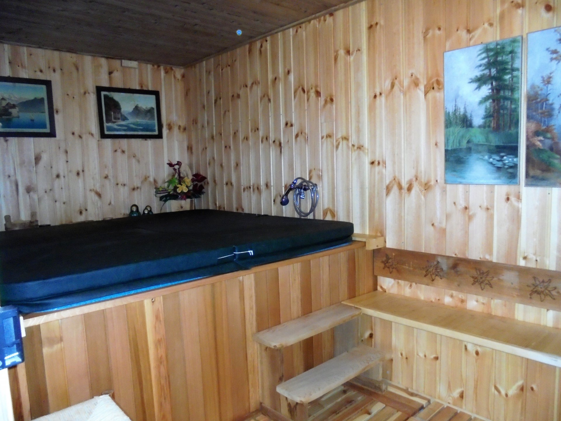 GRAND CHALET SKIS AUX PIEDS