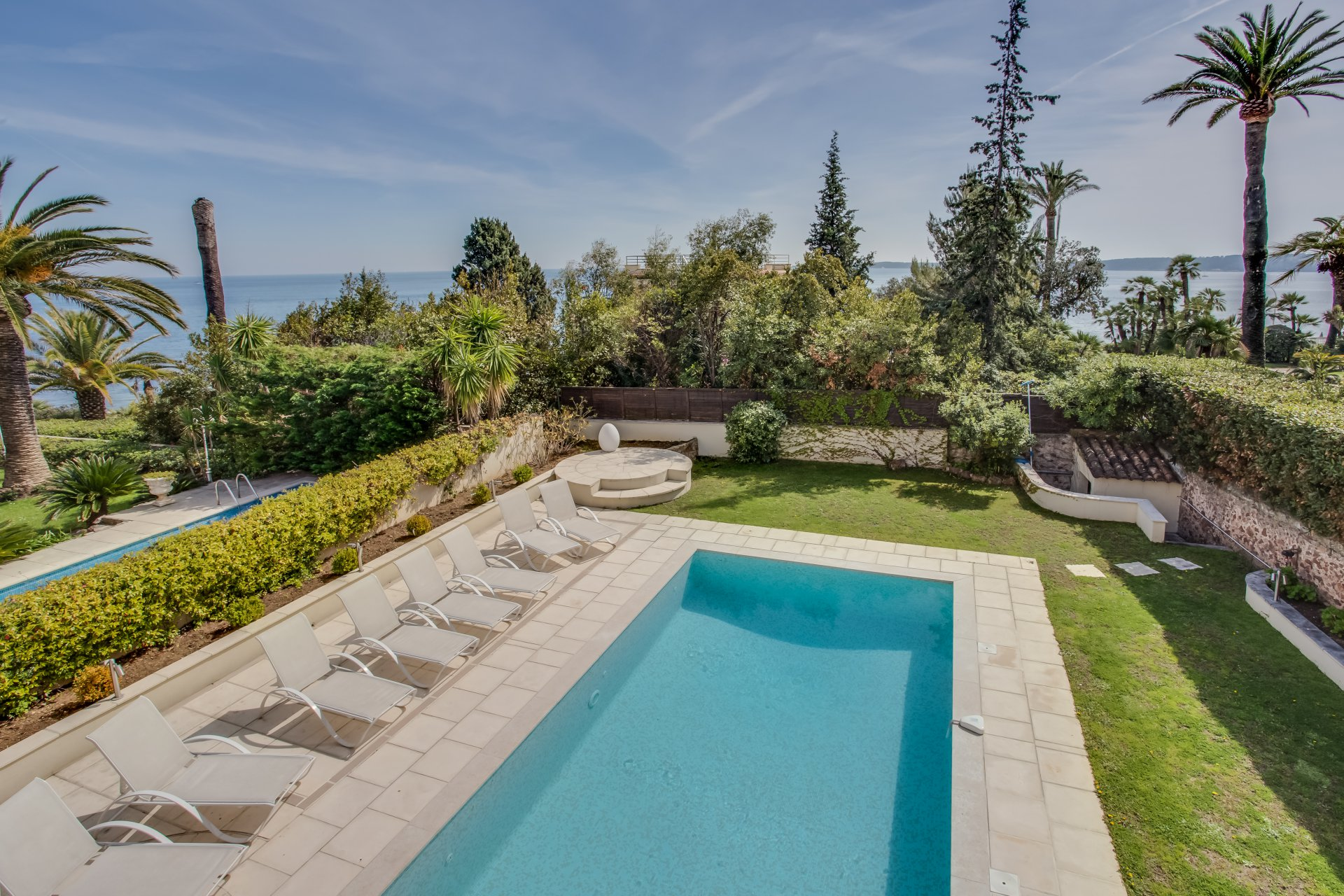 CANNES PALM BEACH - HOUSE WITH SWIMMING POOL