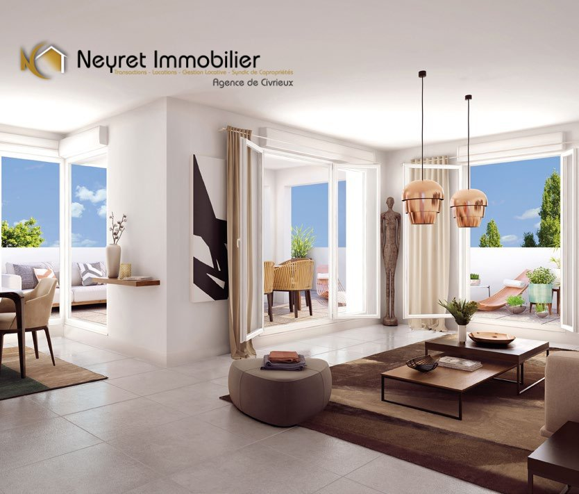 Vente Appartement - Lyon 8ème