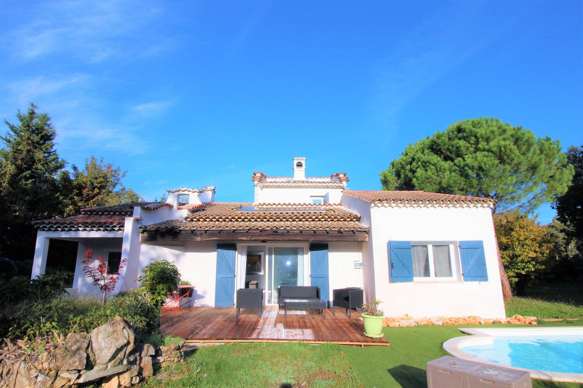 Villa 135 sqm Saint Cézaire + annexes - Beautiful neighborhood