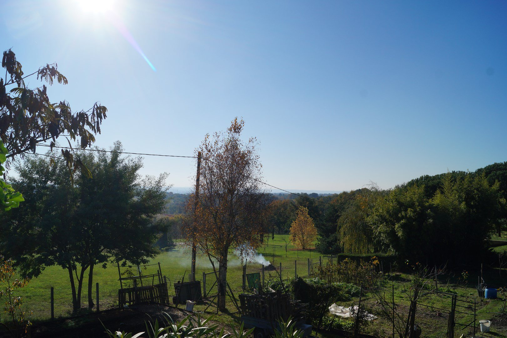 Périgourdine avec jardin