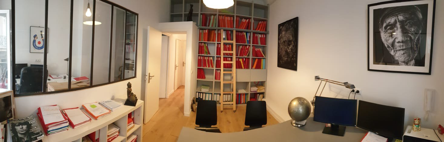 Bureau 32 m² Rue St Jacques