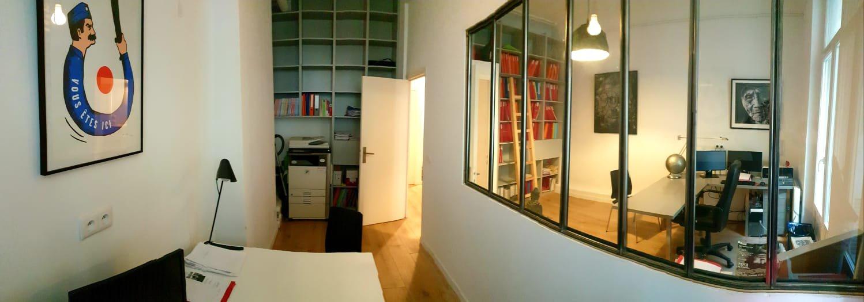 Rental Office - Marseille 6ème