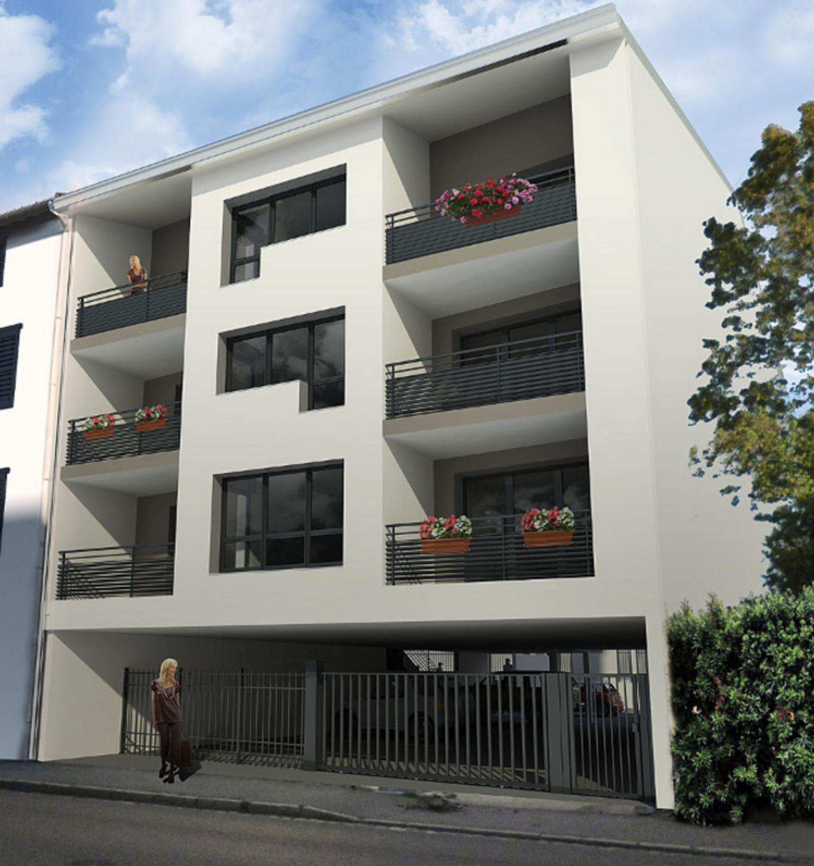 GIVORS - APPARTEMENT T3