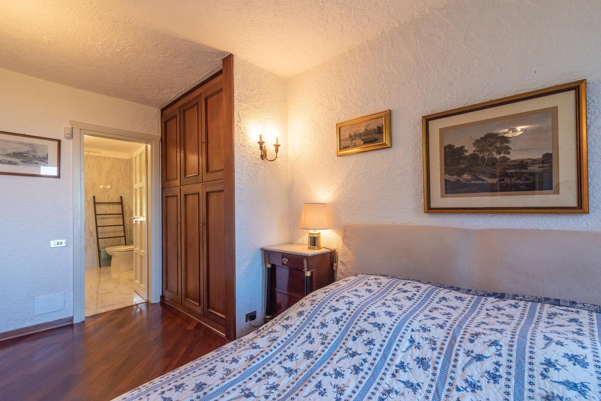 Villa con piscina in vendita a Gignese - guest bedroom