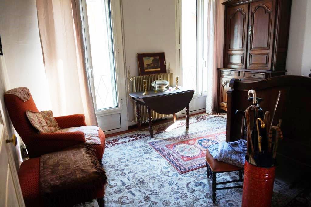 Perpignan, à la vente en coeur de ville T3 70 m² avec agréable terrasse commune