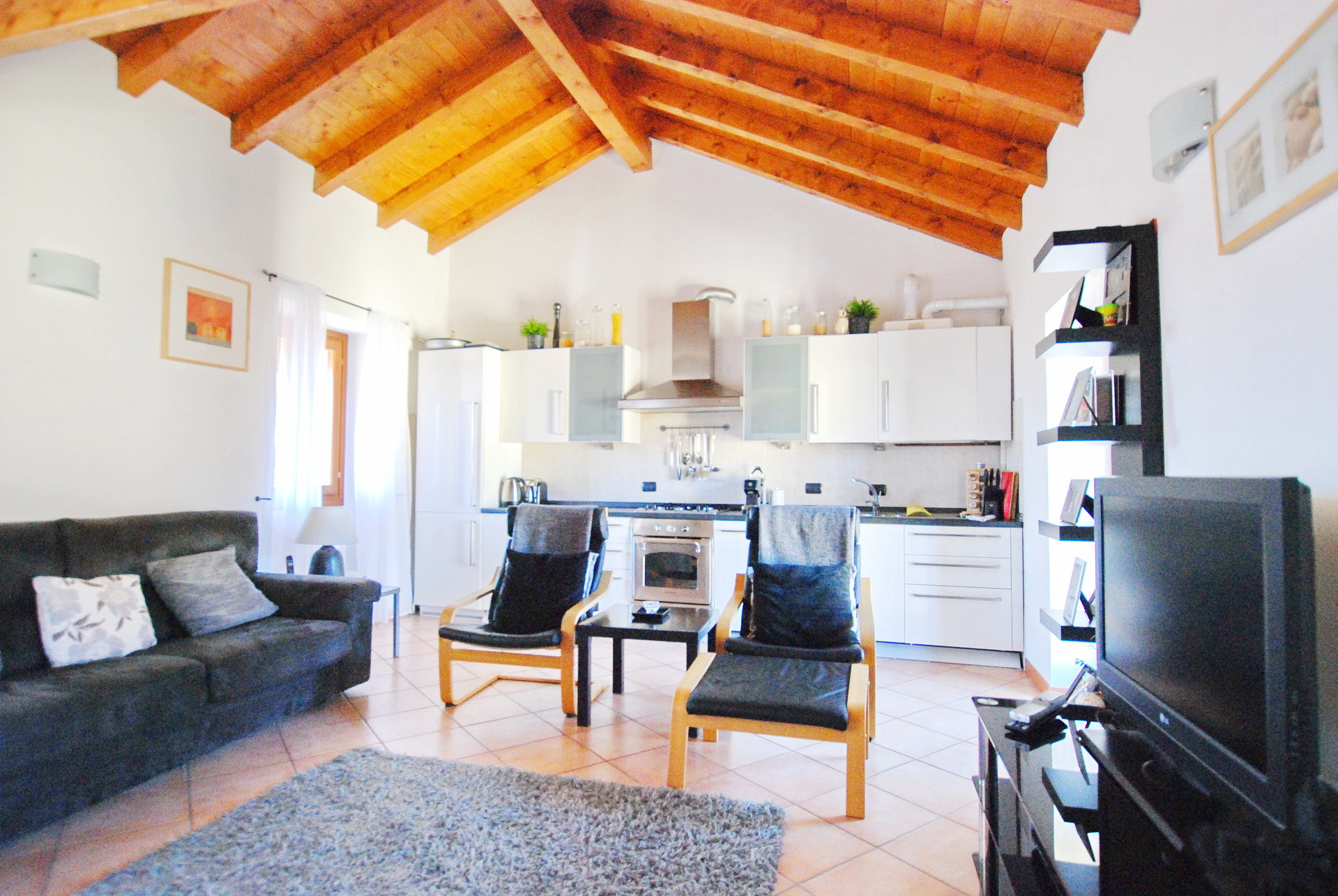 Furnished apartment for sale in Stresa