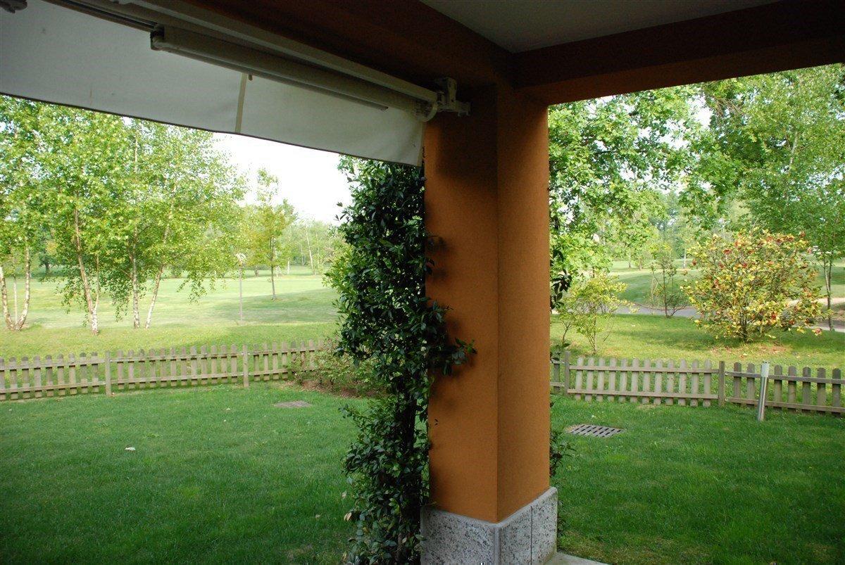 Apartment for sale in Golf Castelconturbia - porch