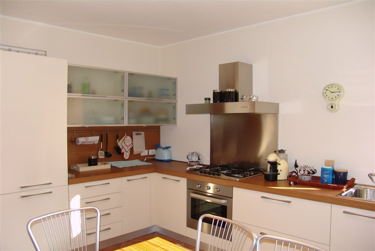 Apartment for sale in Golf Castelconturbia - kitchen