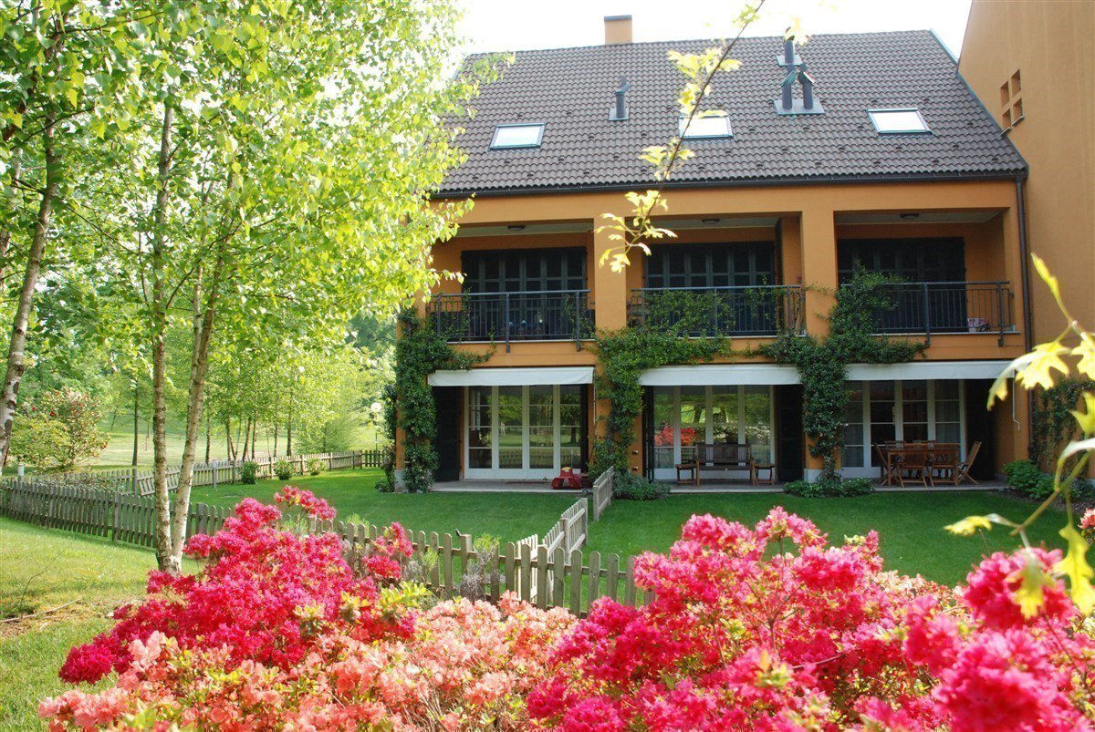 Wohnung zum Verkauf in Castelconturbia Golf