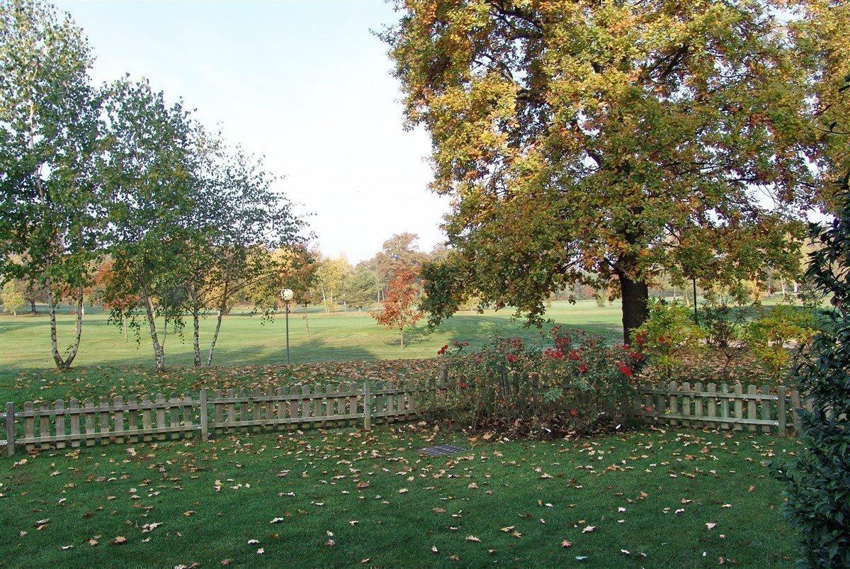 Apartment for sale in Golf Castelconturbia - enclosed garden
