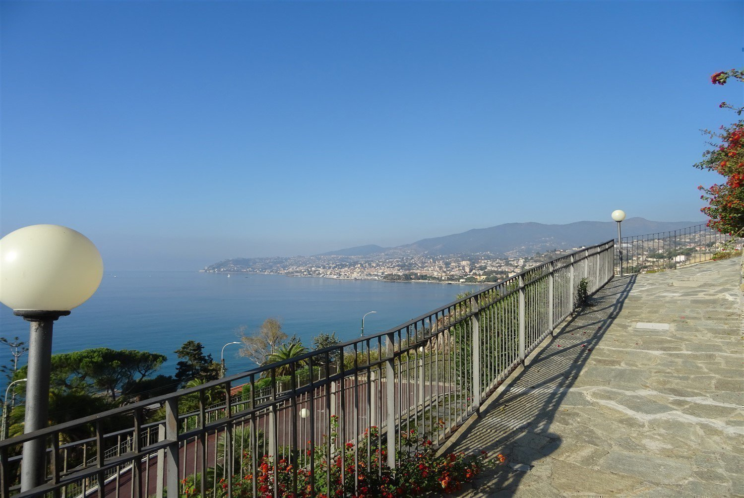 Dream apartment for sale in Sanremo sea view- sea view