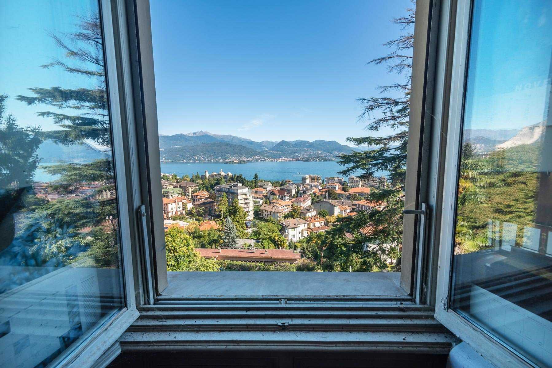 Historic Art Nouveau Villa for sale Stresa