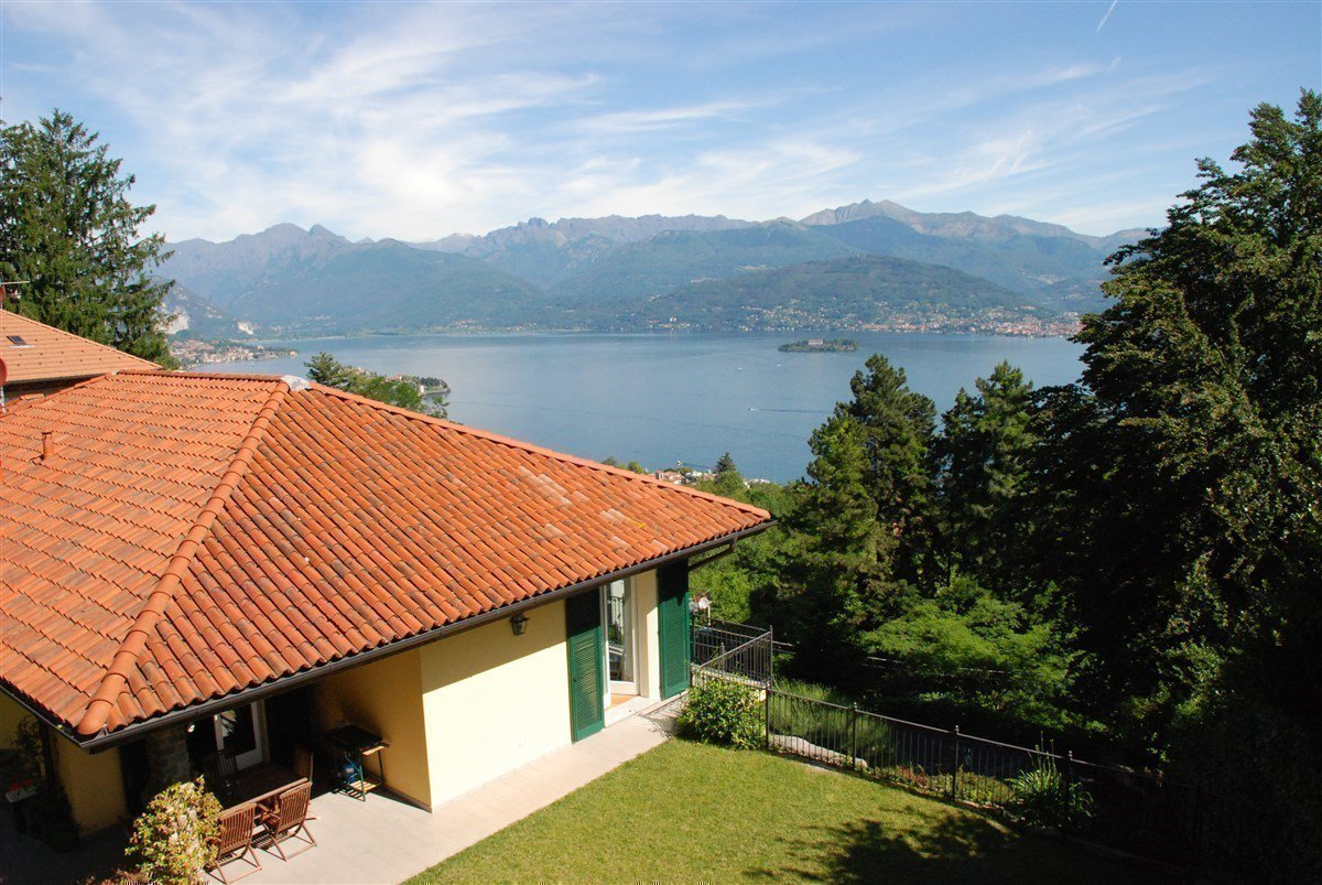 Villa in vendita a Stresa - vista lago
