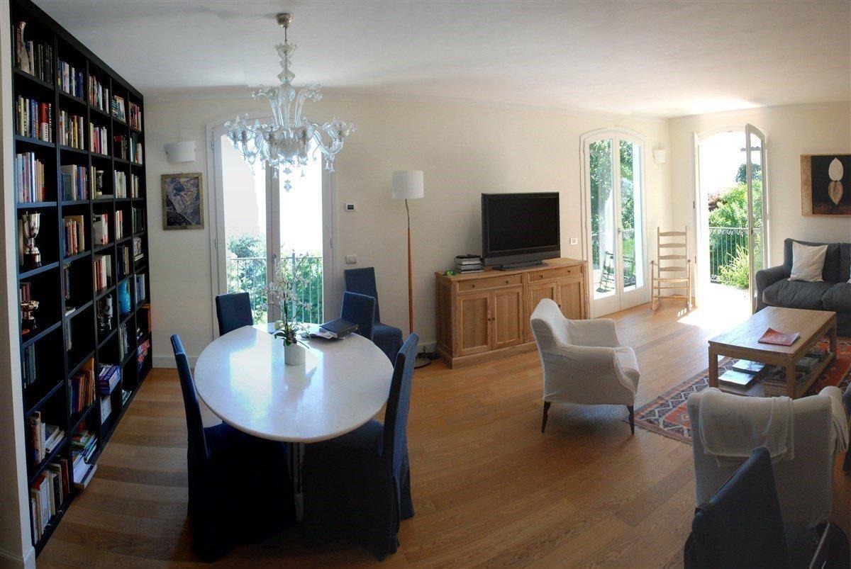 Villa in vendita a Stresa - soggiorno