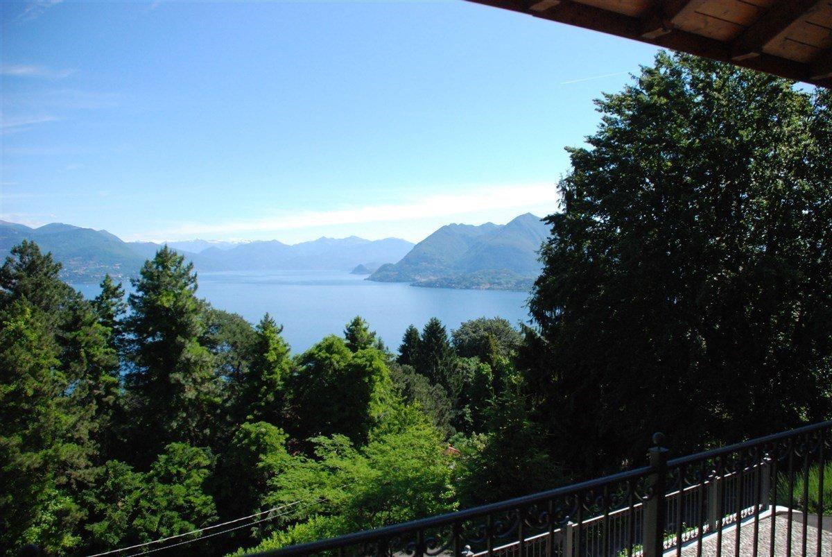 Villa in vendita a Stresa - vista panoramica