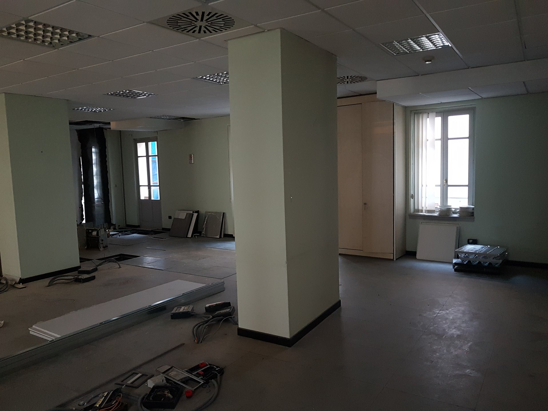 Отремонтированная квартира на продажу в центре Вербании