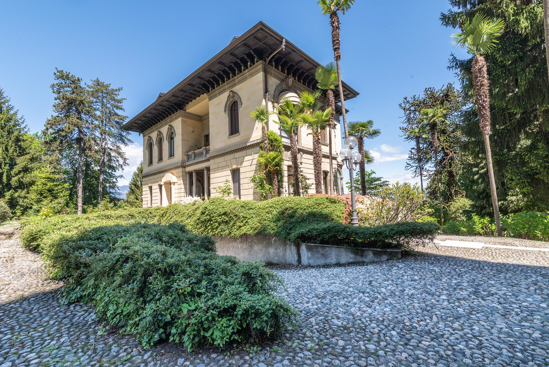 Luxury apartment for sale in Villa in Stresa