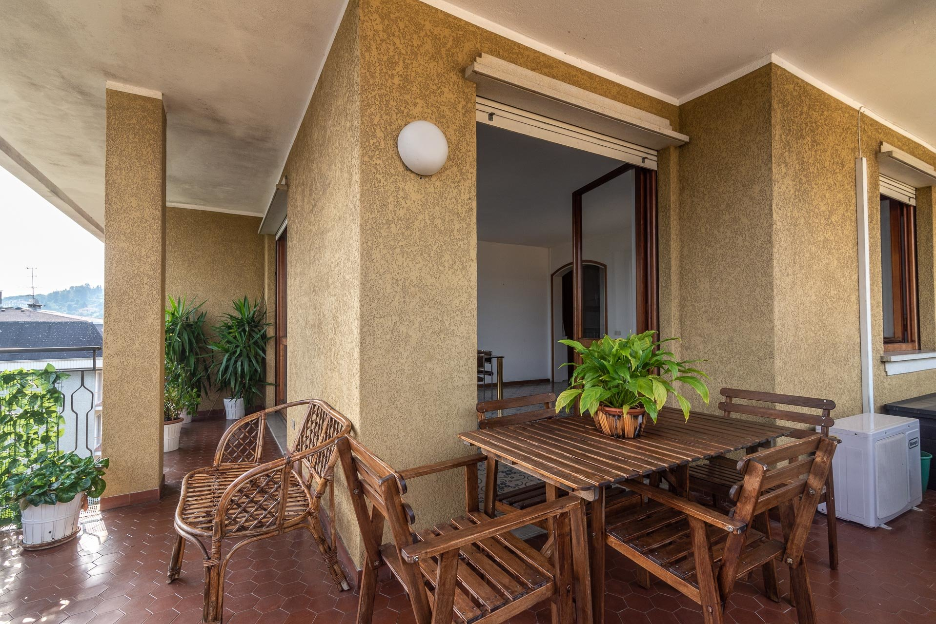 Apartment for rent in Stresa - terrace