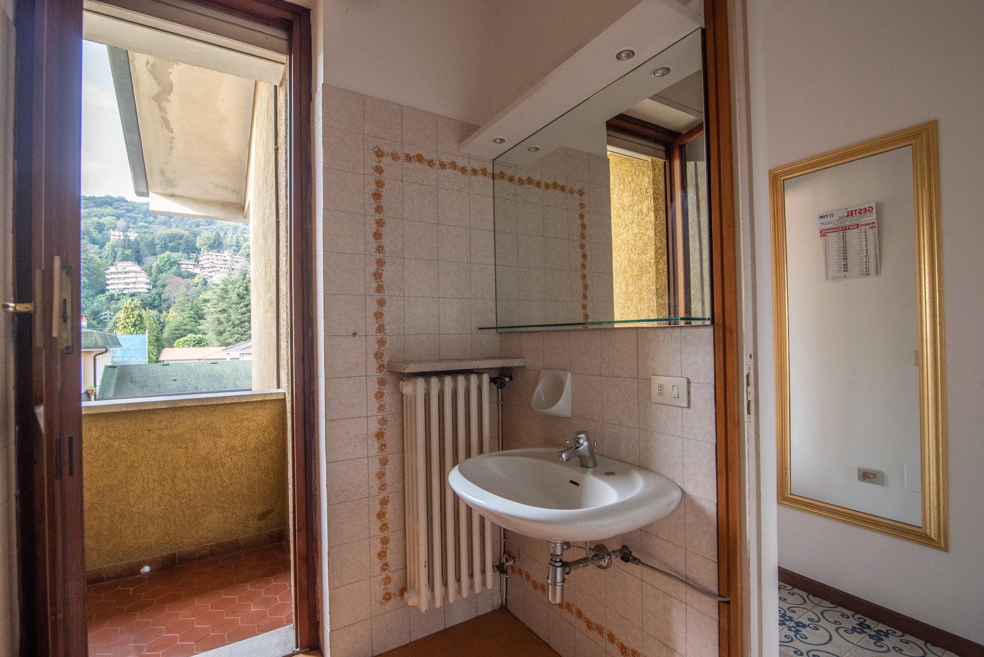Wohnung zu vermieten in Stresa in der Nähe des Bahnhofs
