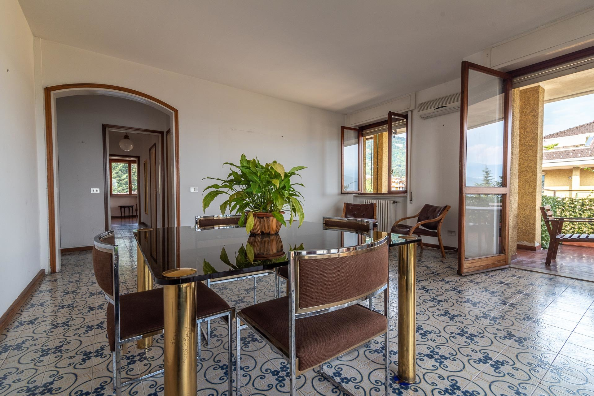 Apartment for rent in Stresa - dining room