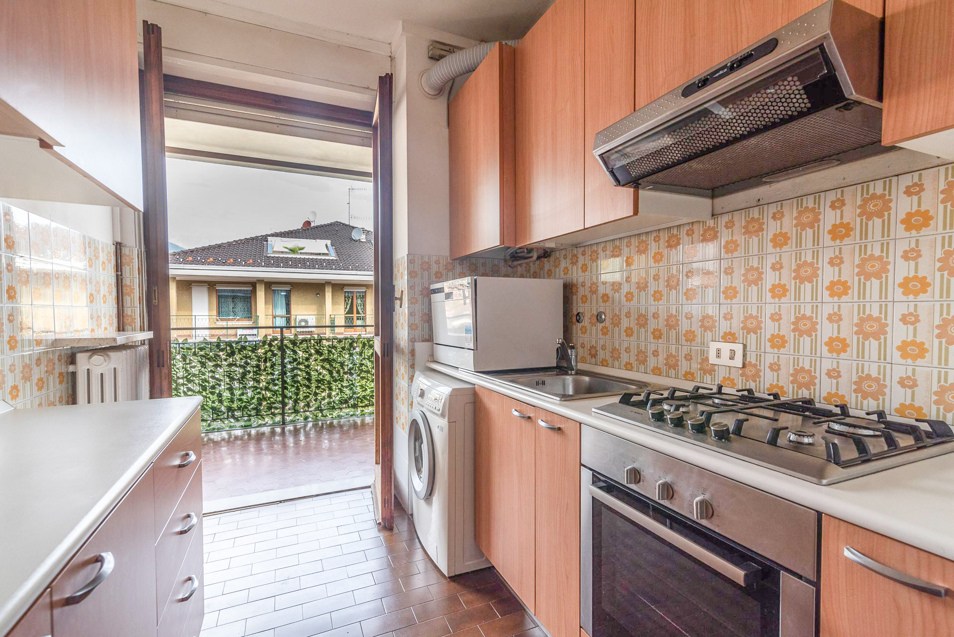 Apartment for rent in Stresa - kitchen