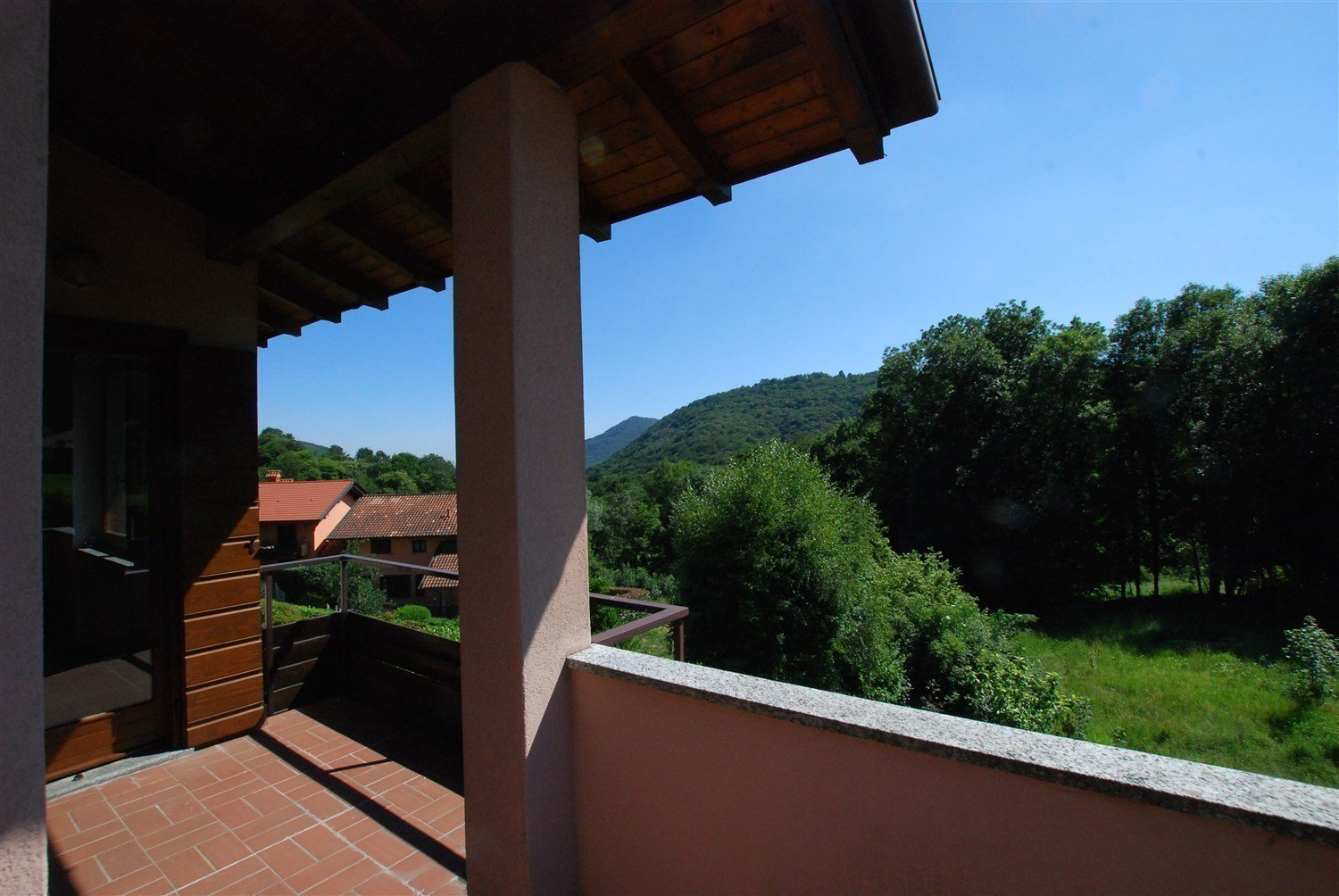 Terraced house for sale in Gignese, based in  Vezzo- terrace