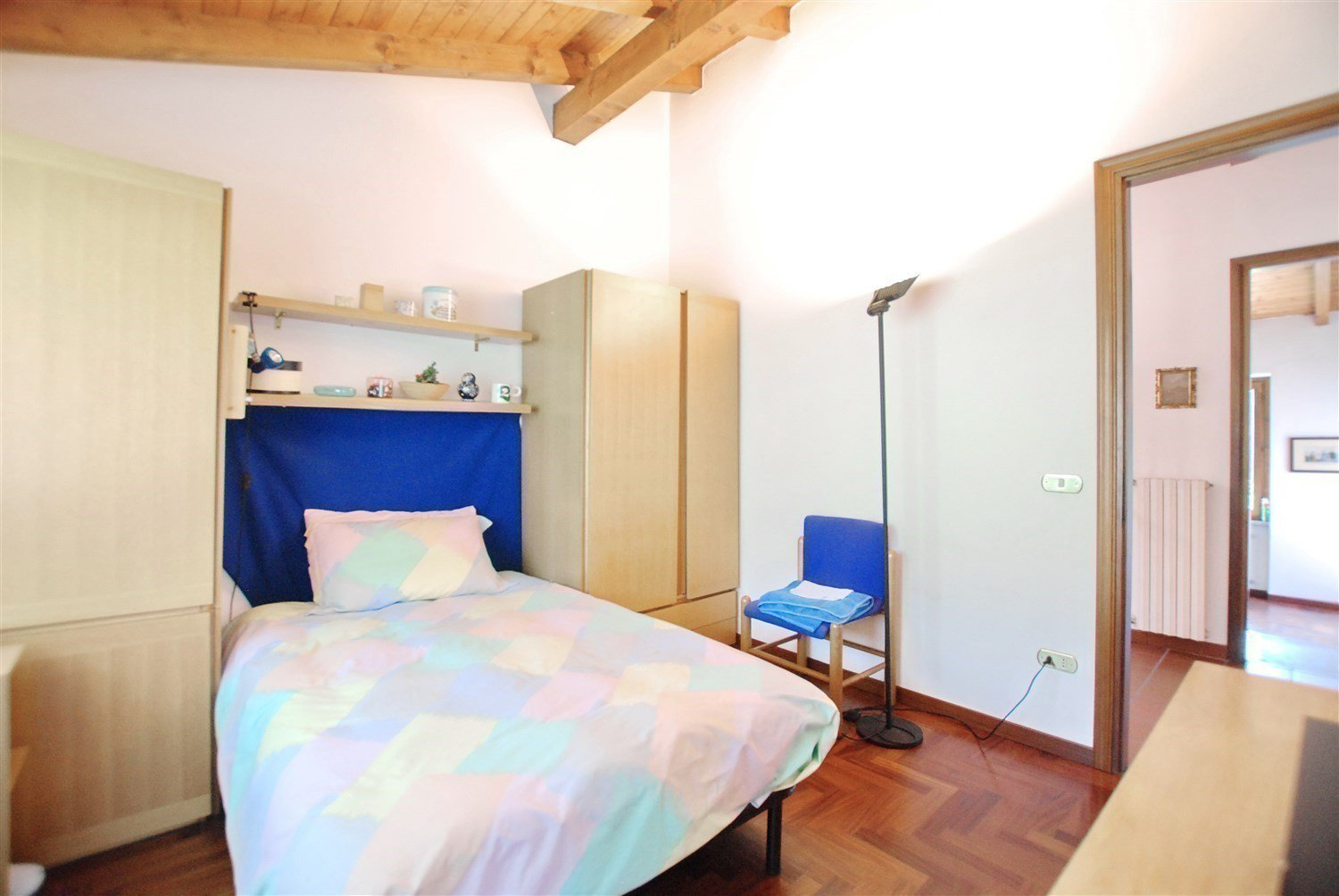 Terraced house for sale in Gignese, based in Vezzo - small bedroom