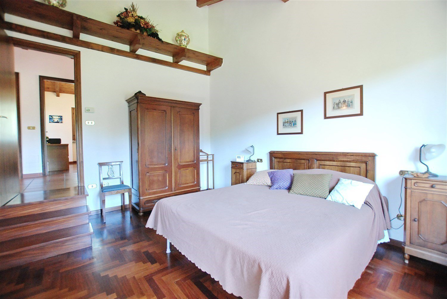 Terraced house for sale in Gignese, based in Vezzo - bedroom
