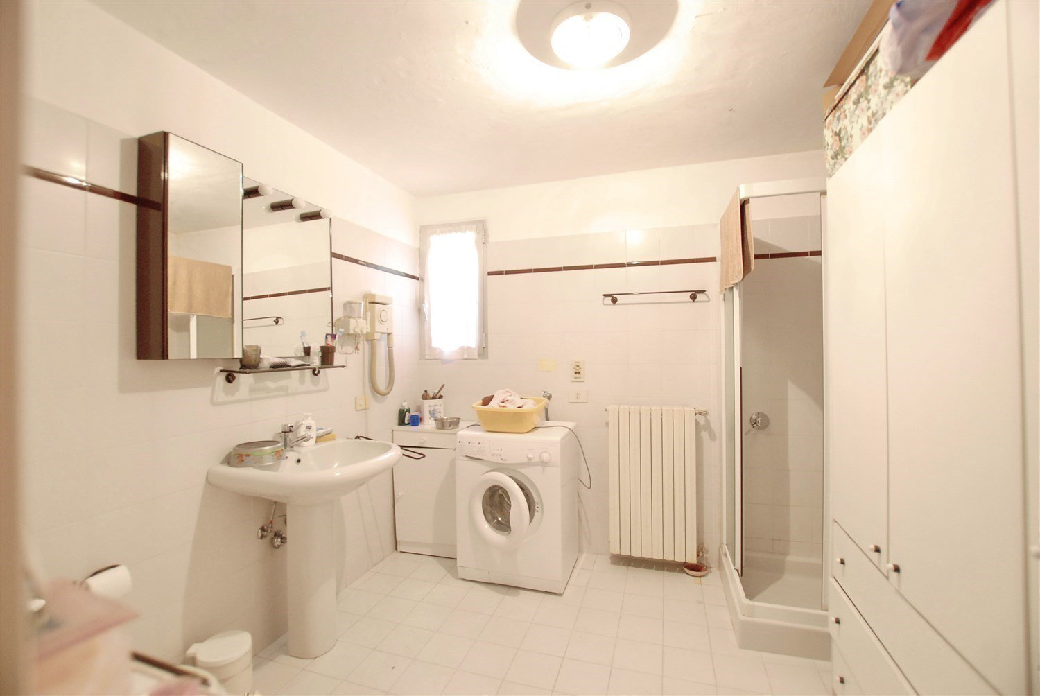 Terraced house for sale in Gignese, based in Vezzo - bathroom