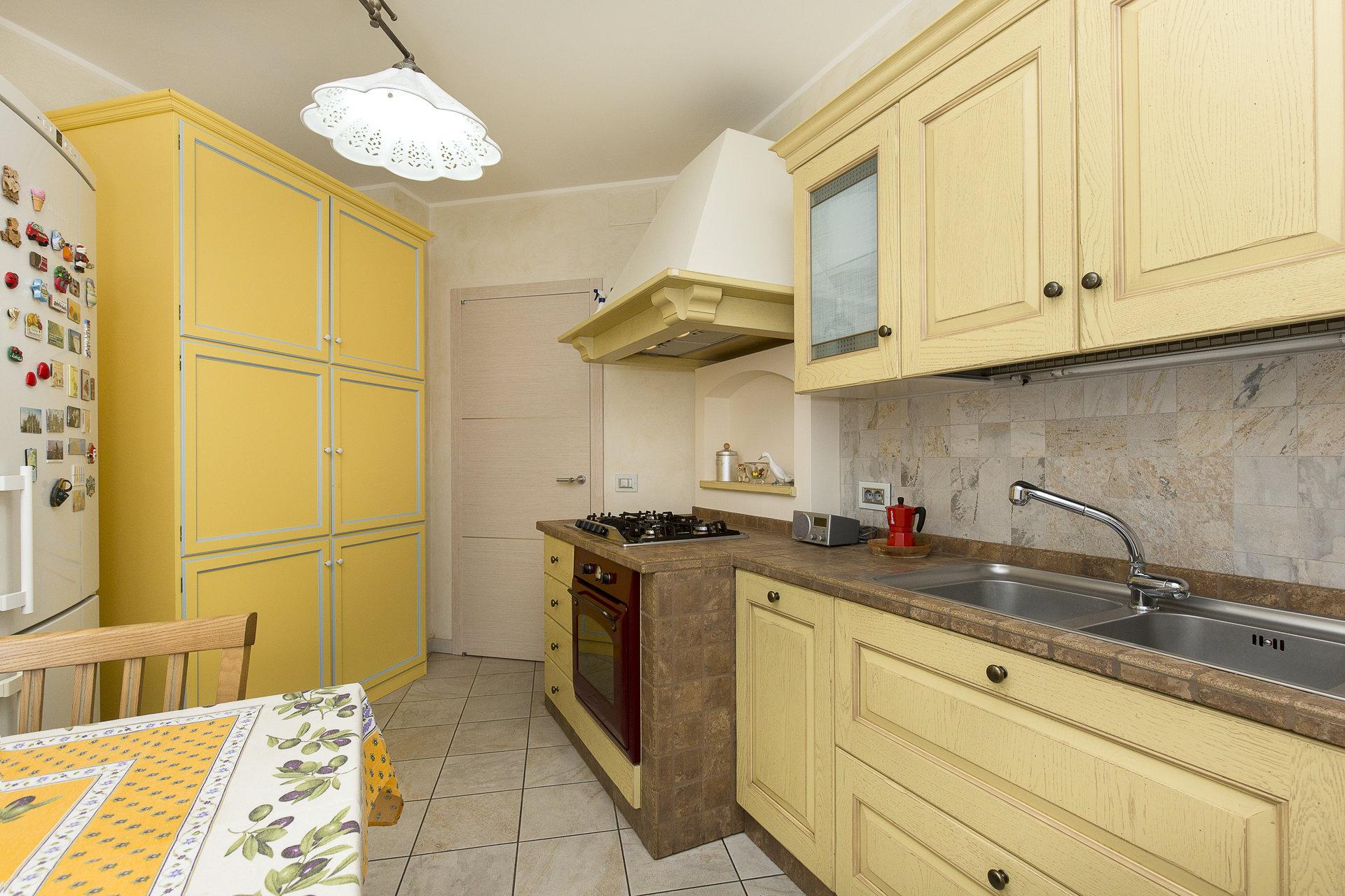 Elegant Penthouse for sale in Verbania