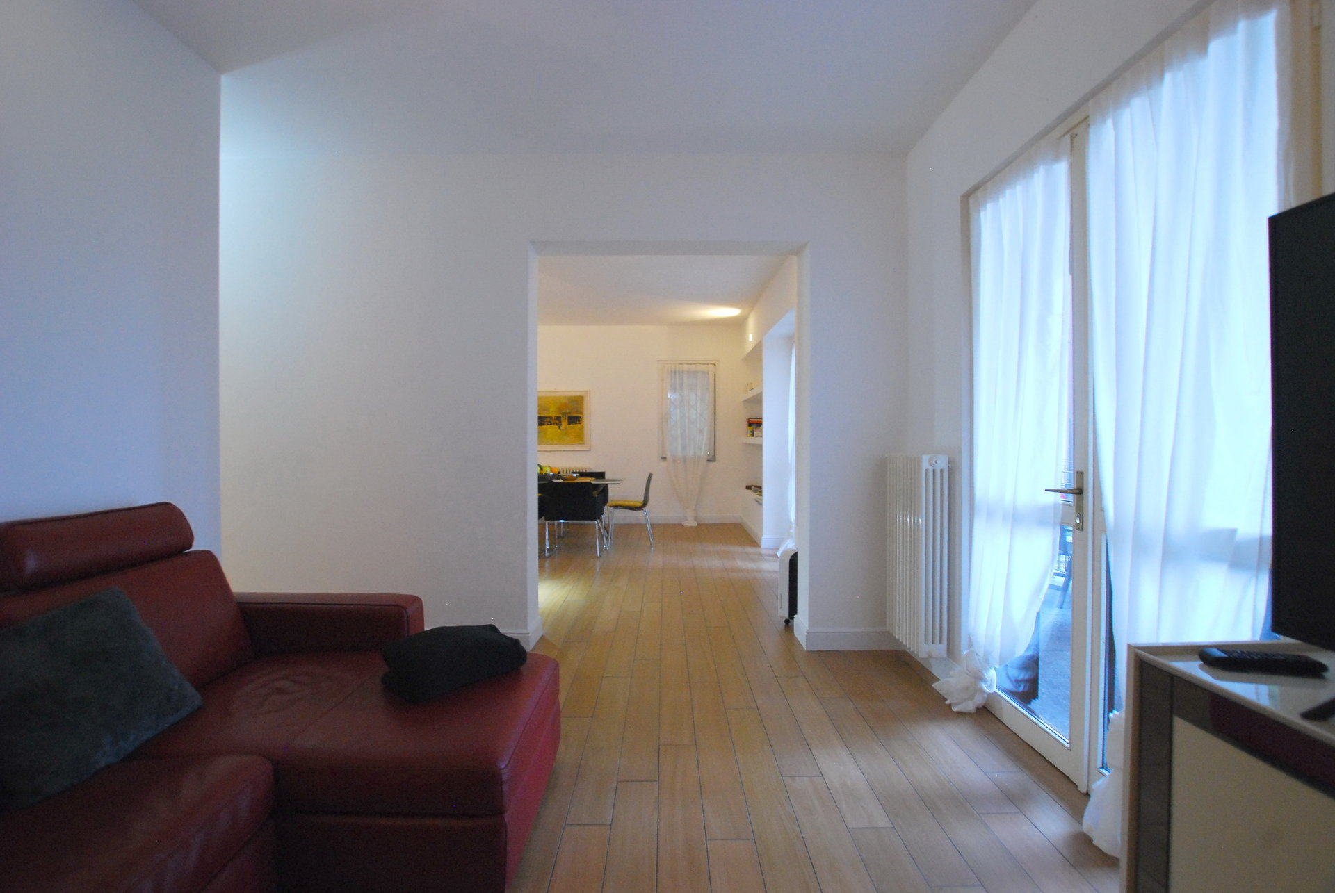 Furnished apartment for sale in Baveno