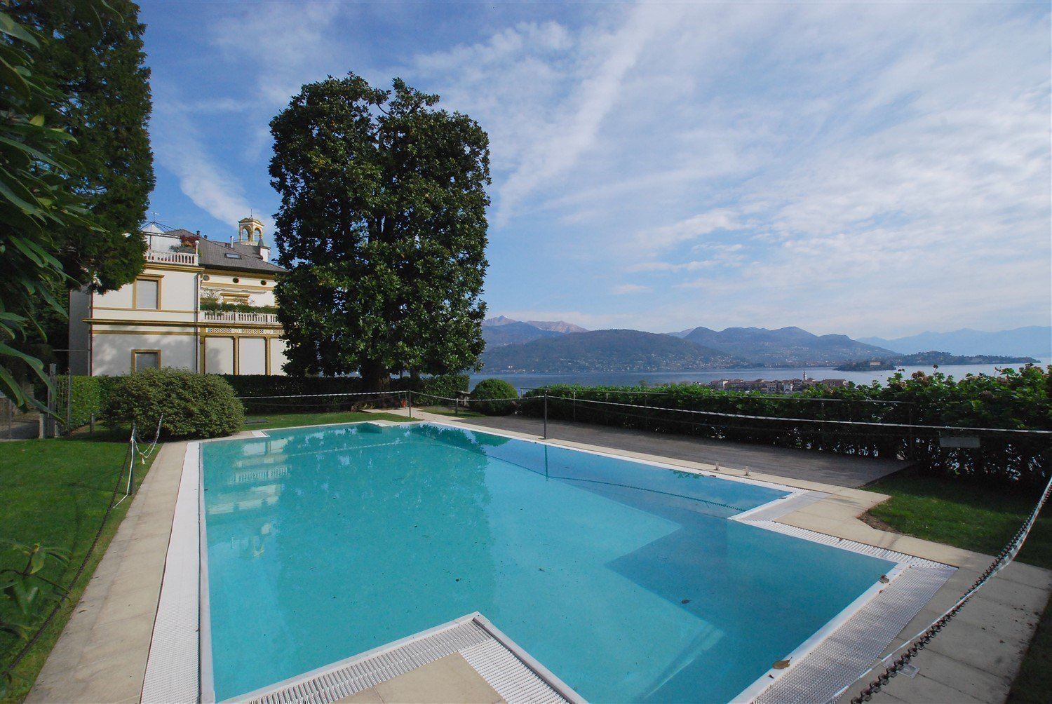 Baveno Apartment in historischer Villa