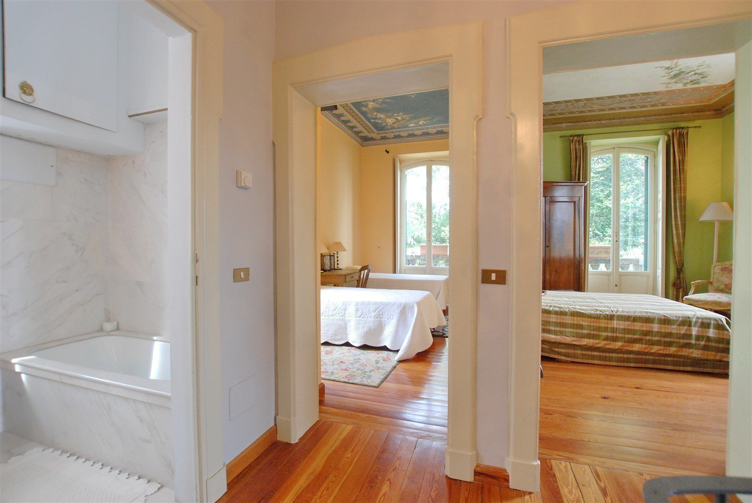 Luxurious apartment for sale in Stresa - rooms
