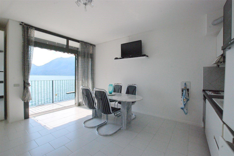 Appartamento fronte lago in vendita a Ghiffa-interno immobile