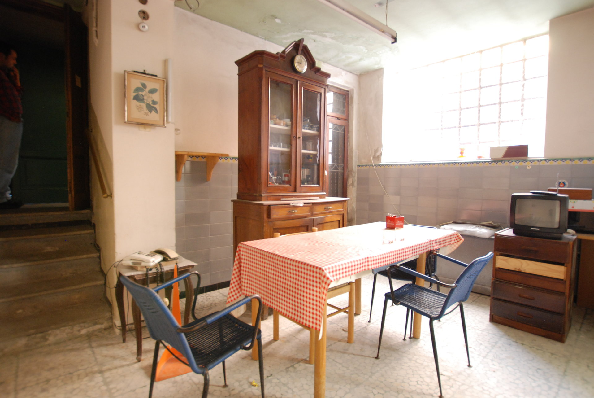 Historic villa for sale in Golasecca - kitchenette