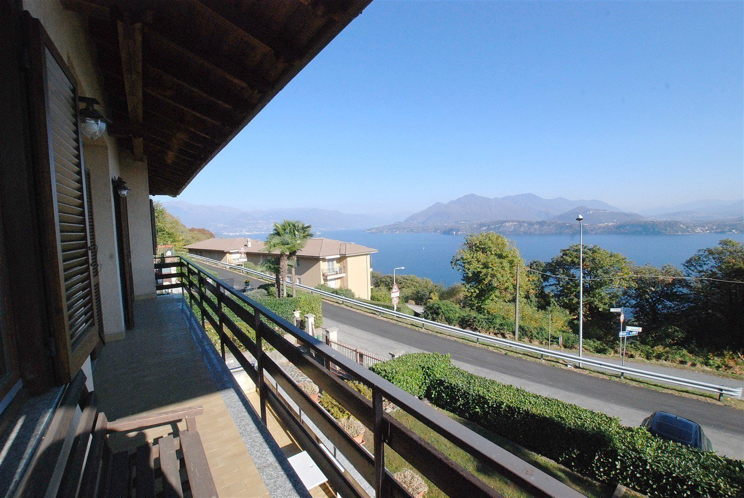 Apartment for sale in Belgirate - lake view