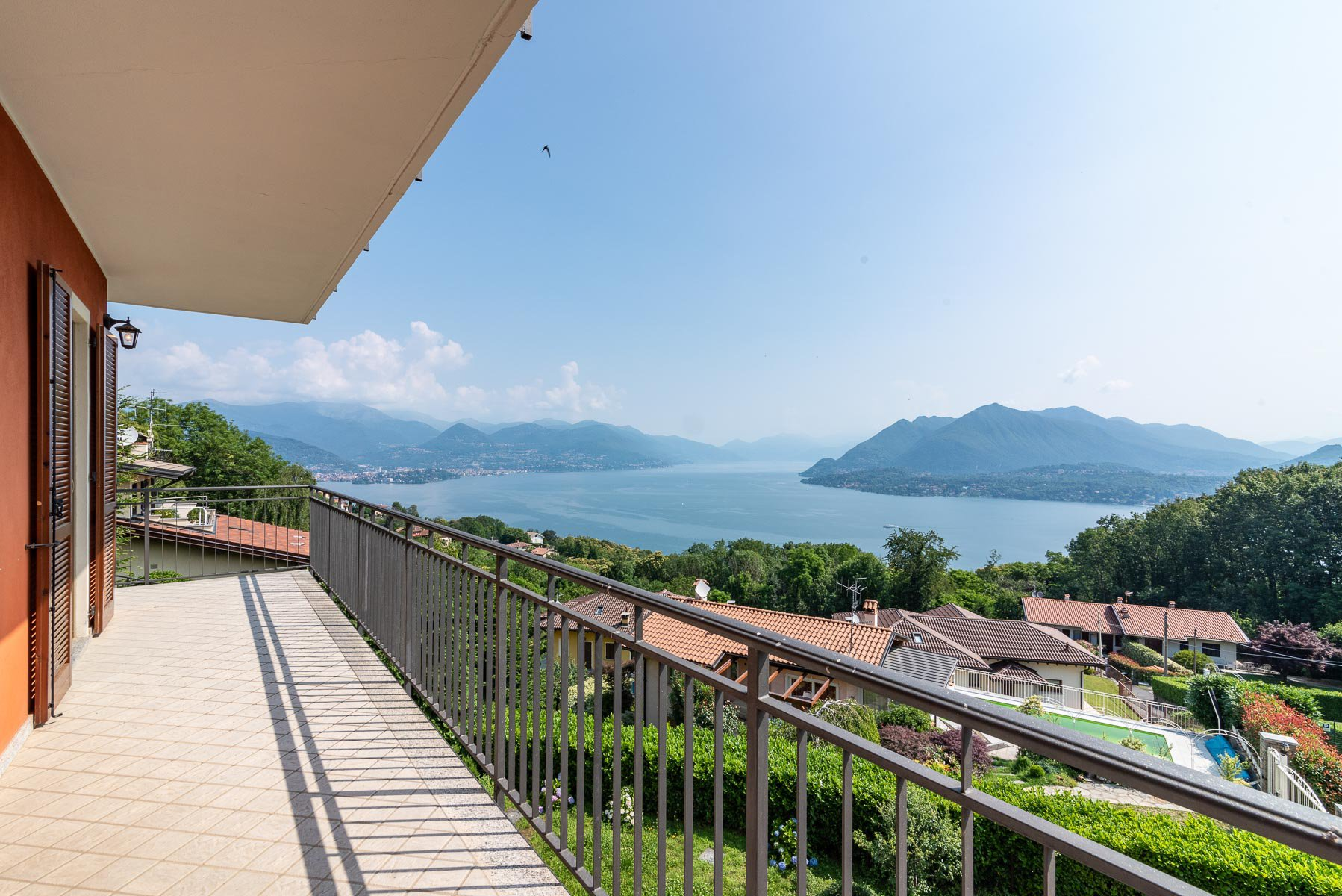 apartament for sale in stresa with a lake view-lake view