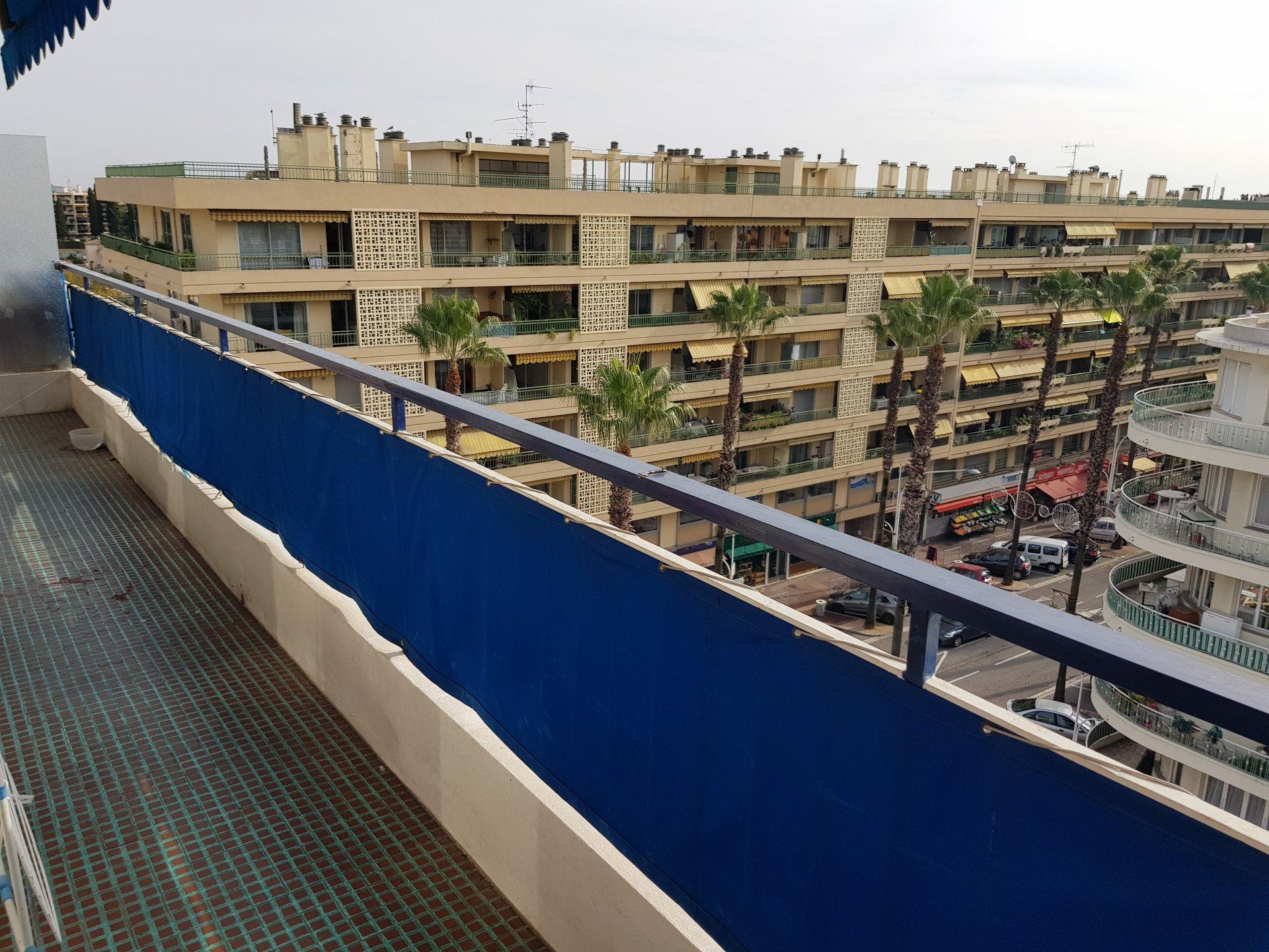 CAGNES SUR MER - Centre ville  - 2 pièces