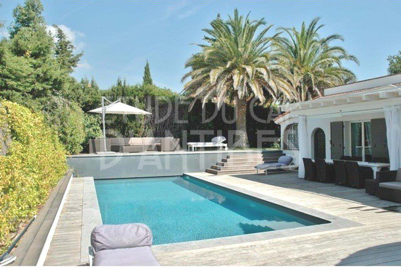 villa for rent in Cap d'Antibes, Garoupe Beach