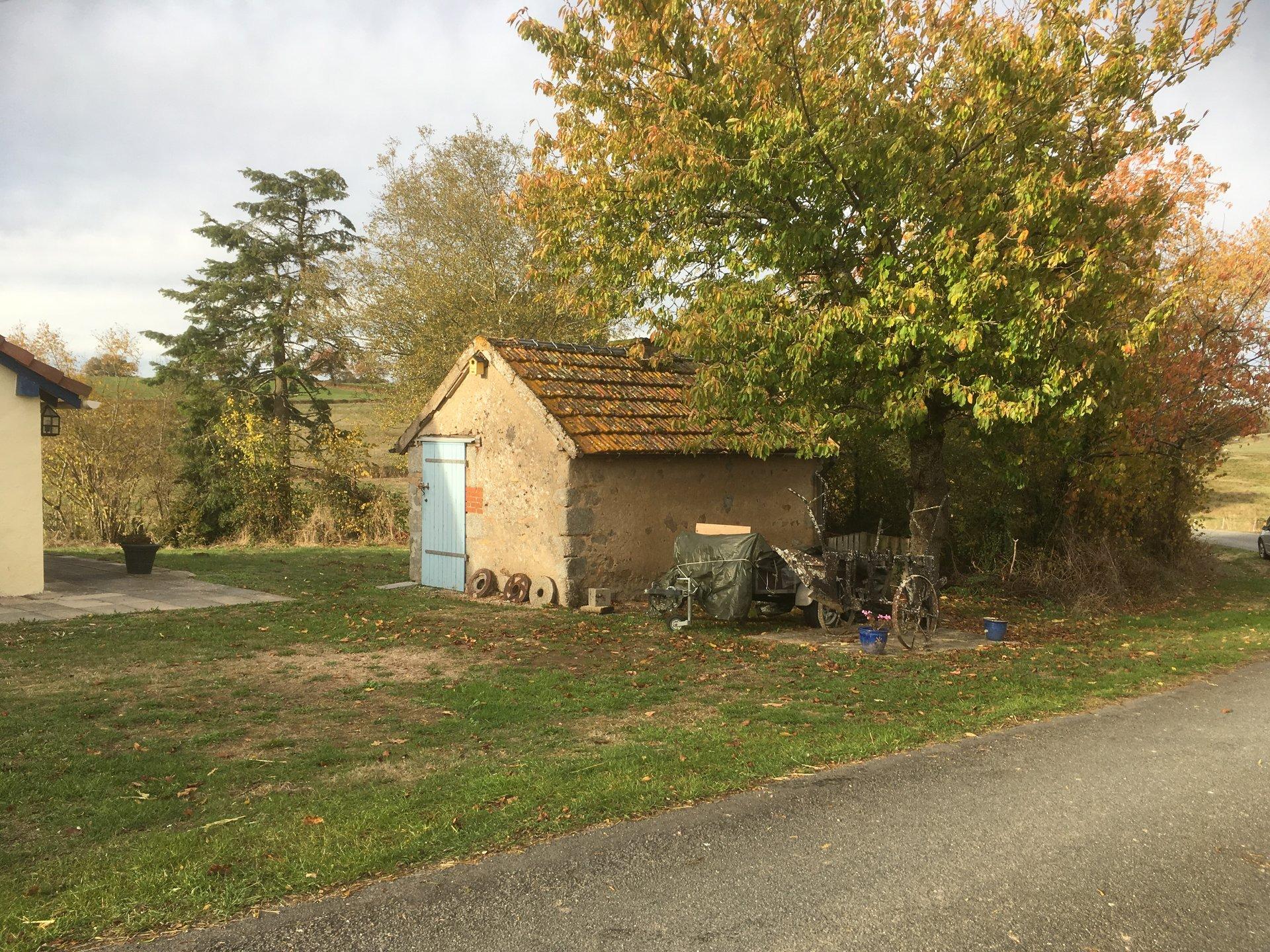 Schönes Haus zum Verkauf im Burgund