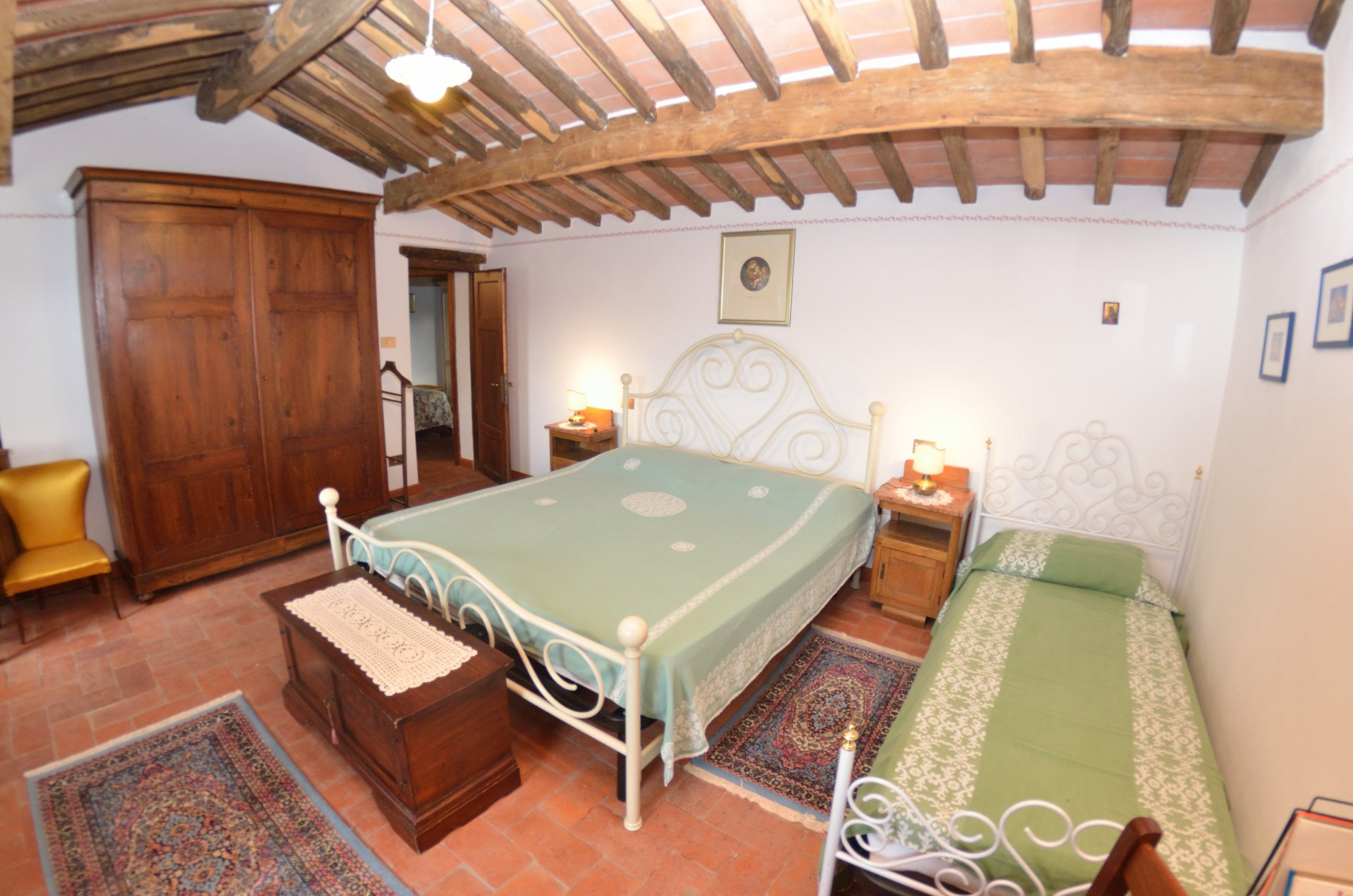 ITALY, TUSCANY, LUCCA, HOUSE WITH POOL,  8 PERSONS