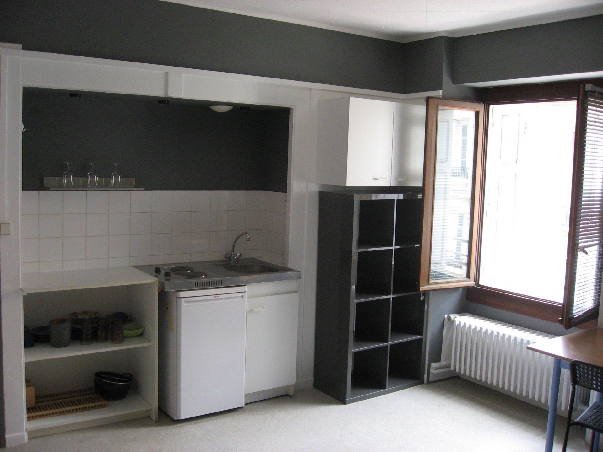 Studio loué 23m2 meublé Résidence Etudiante