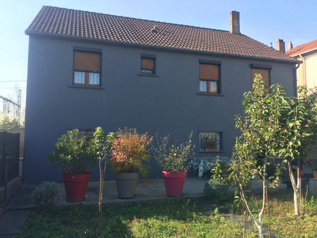 TALANGE: Maison individuelle F5 avec jardin et Garage