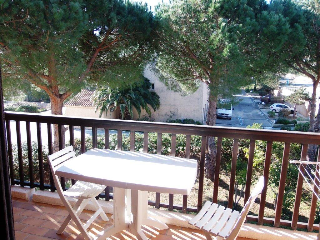 Appartement T2 résidence avec piscine